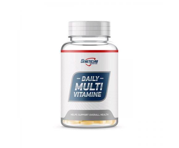 Geneticlab Nutrition MultiVitamine Daily (60 таб.)
