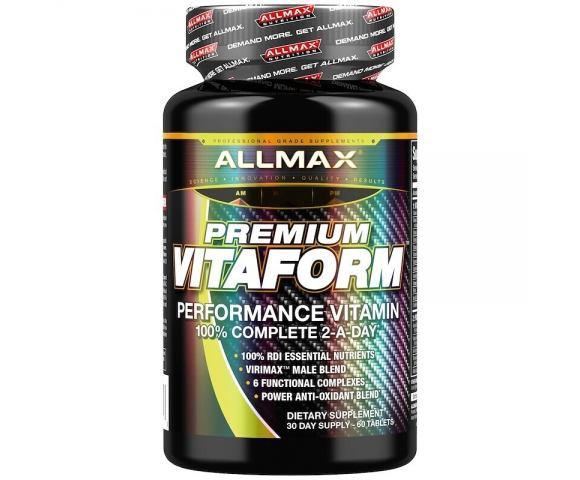 ALLMAX Nutrition Premium Vitaform (60 таб.)