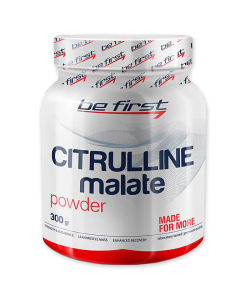 Be First Citrulline Malate (300 гр.)