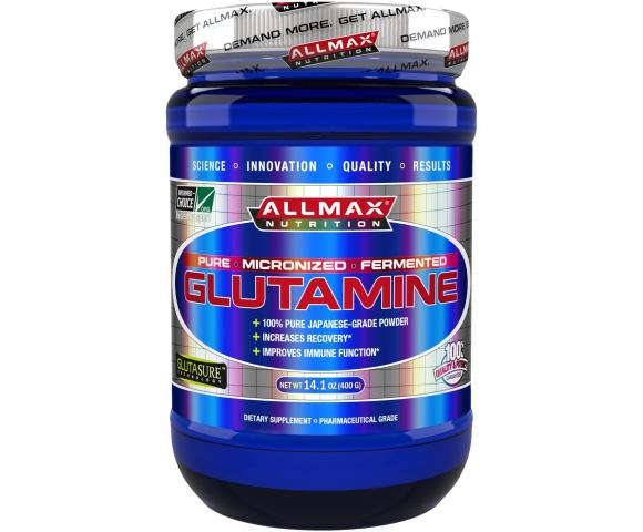 ALLMAX Nutrition Glutamine (400 гр.)