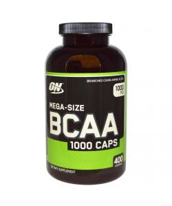 Optimum Nutrition BCAA 1000 caps (400 капс.)