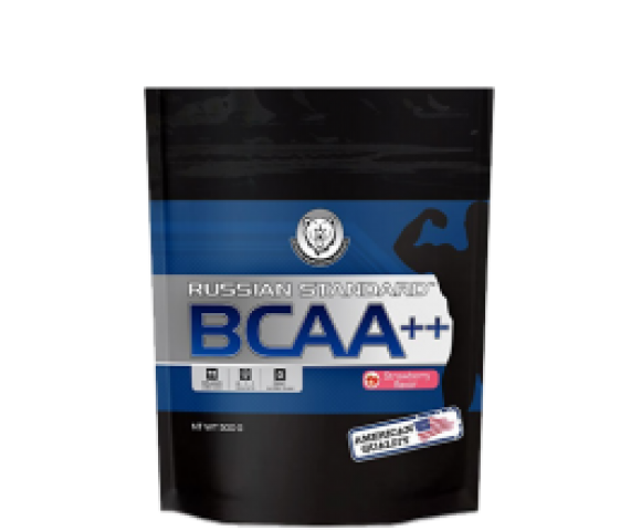 RPS Nutrition BCAA++ (500 гр.)
