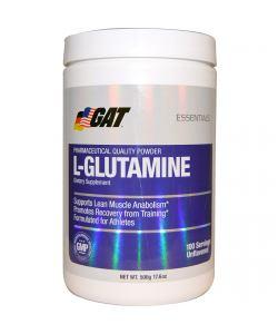 GAT L-Glutamine (500 гр.)