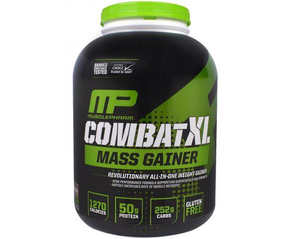 MusclePharm Combat XL Mass Gainer (2722 гр.