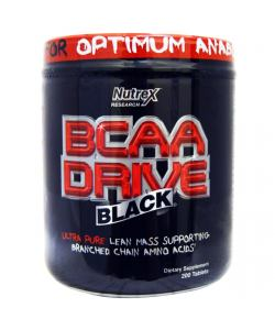 Nutrex Research BCAA Drive (200 таб.)