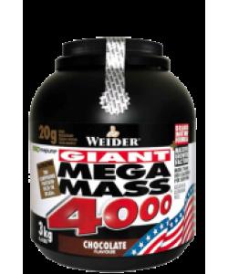 Weider Mega Mass 4000 (3000 гр.)