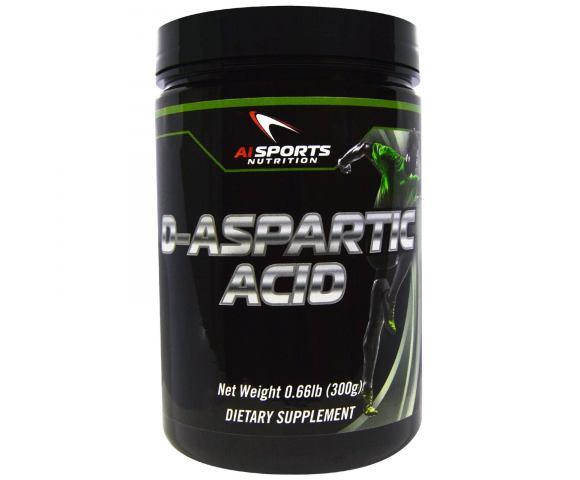 AI Sports Nutrition D-Aspartic Acid (300 гр.)