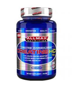 ALLMAX Nutrition Creatine HCI (90 капс.)