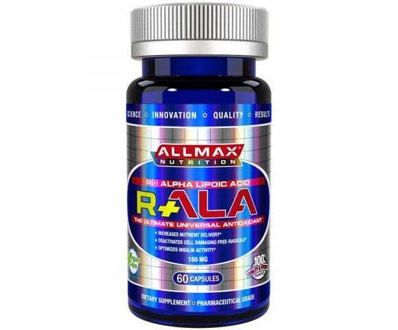 ALLMAX Nutrition R+ALA (60 капс.)