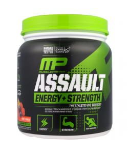 MusclePharm Assault Energy + Strength (333 гр.)