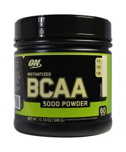 Optimum Nutrition BCAA 5000 Powder (345 гр.)