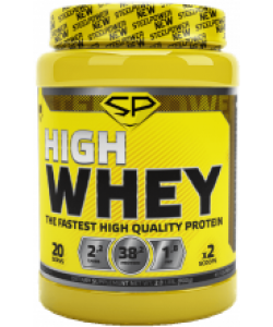 SteelPower Nutrition High Protein Whey (1000 гр.)