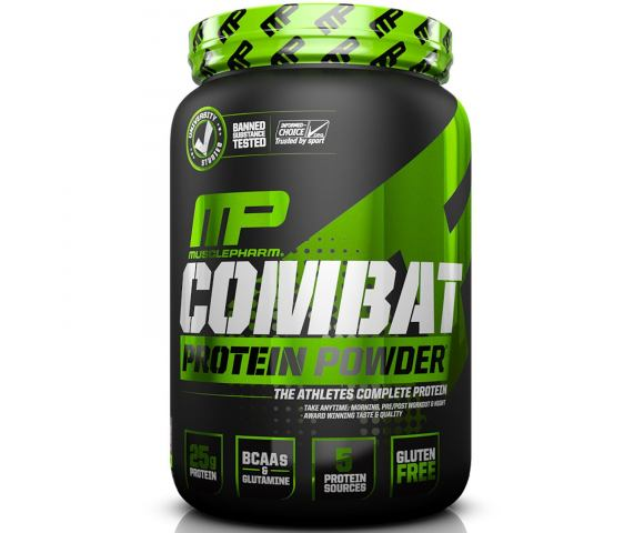 MusclePharm Combat 100% Whey Protein (907 гр.)