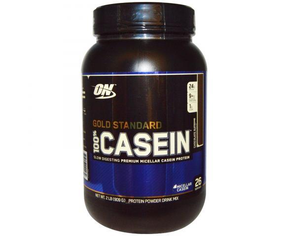 Optimum Nutrition 100% Casein Gold Standard (909 гр.)