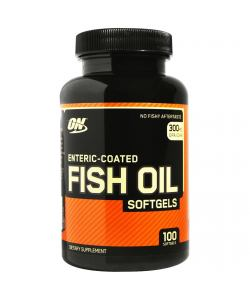 Optimum Nutrition Fish Oil (100 капс.)