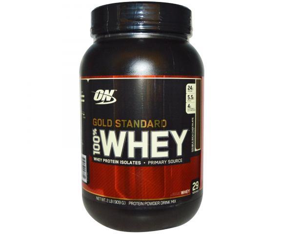 Optimum Nutrition 100% Whey Gold Standard (907 гр.)