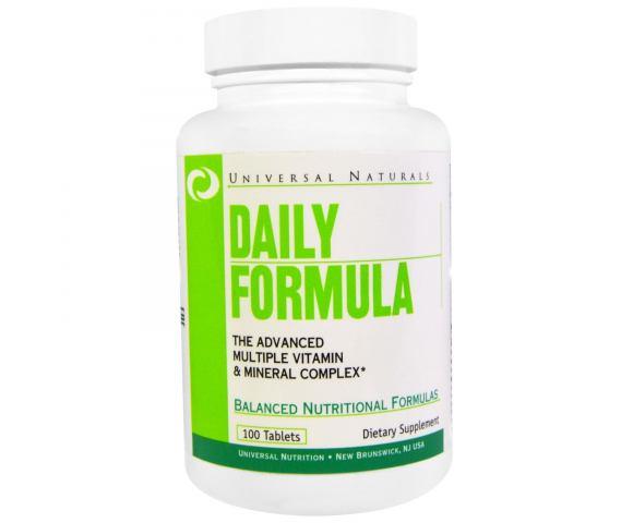 Universal Nutrition Daily Formula (100 таб.)