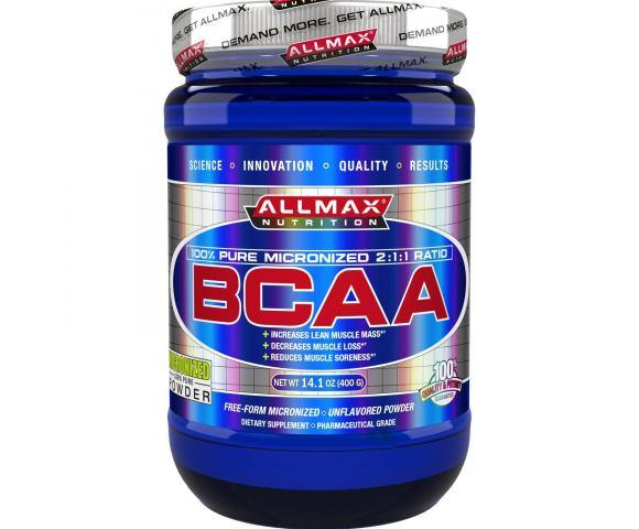 ALLMAX Nutrition BCAA (400 гр.)