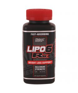 Nutrex Research Lipo 6 Rx (60 капс.)