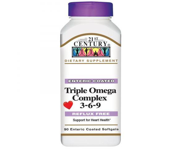 21st Century Triple Omega Complex 3-6-9 (90 капс.)