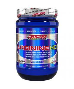 ALLMAX Nutrition Arginine HCI (400 гр.)