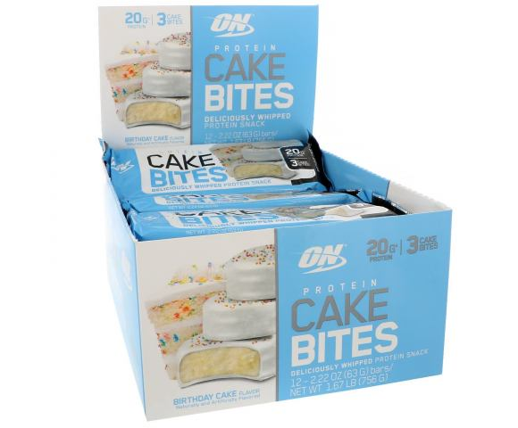 Optimum Nutrition Cake Bites (62 гр.)