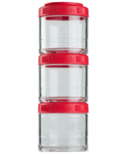 Blender Bottle GoStak 3 pak. (100 мл.)