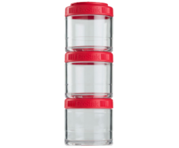 Blender Bottle GoStak 3 pak. (100 мл.)