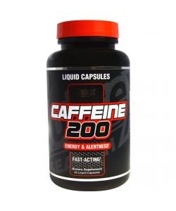 Nutrex Research Caffeine 200 (60 капс.)