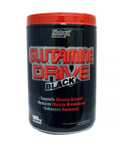 Nutrex Research Glutamine Drive Black (300 гр.)