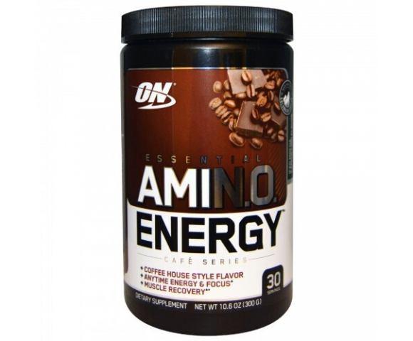 Optimum Nutrition AmiNO Energy (300 гр.)